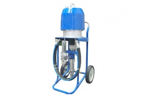 Surface treatment spray paint equipment